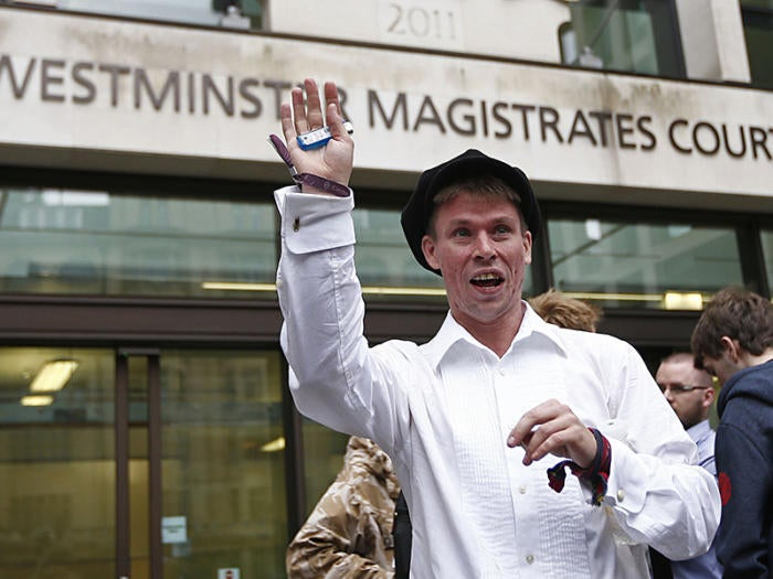 Lauri Love has been fighting his extradition