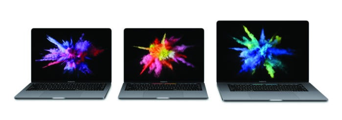 macbook pro late2016 family