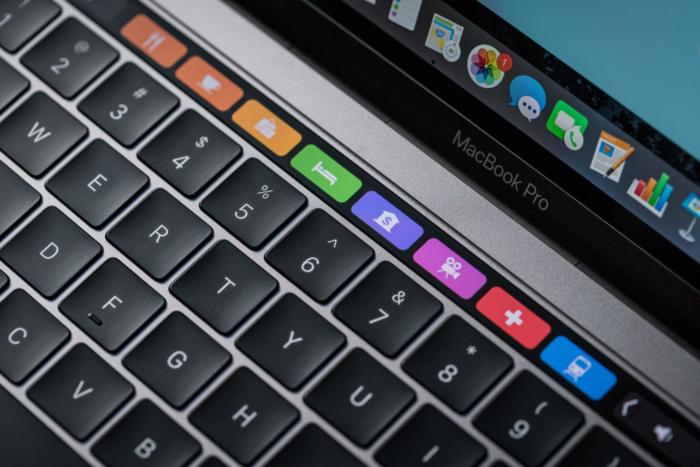 macbook pro late2016 review adam touchbar maps