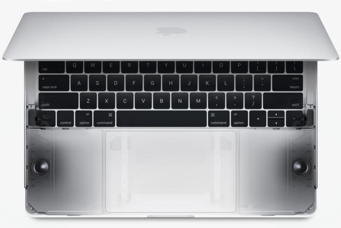 macbook pro late2016 speakers