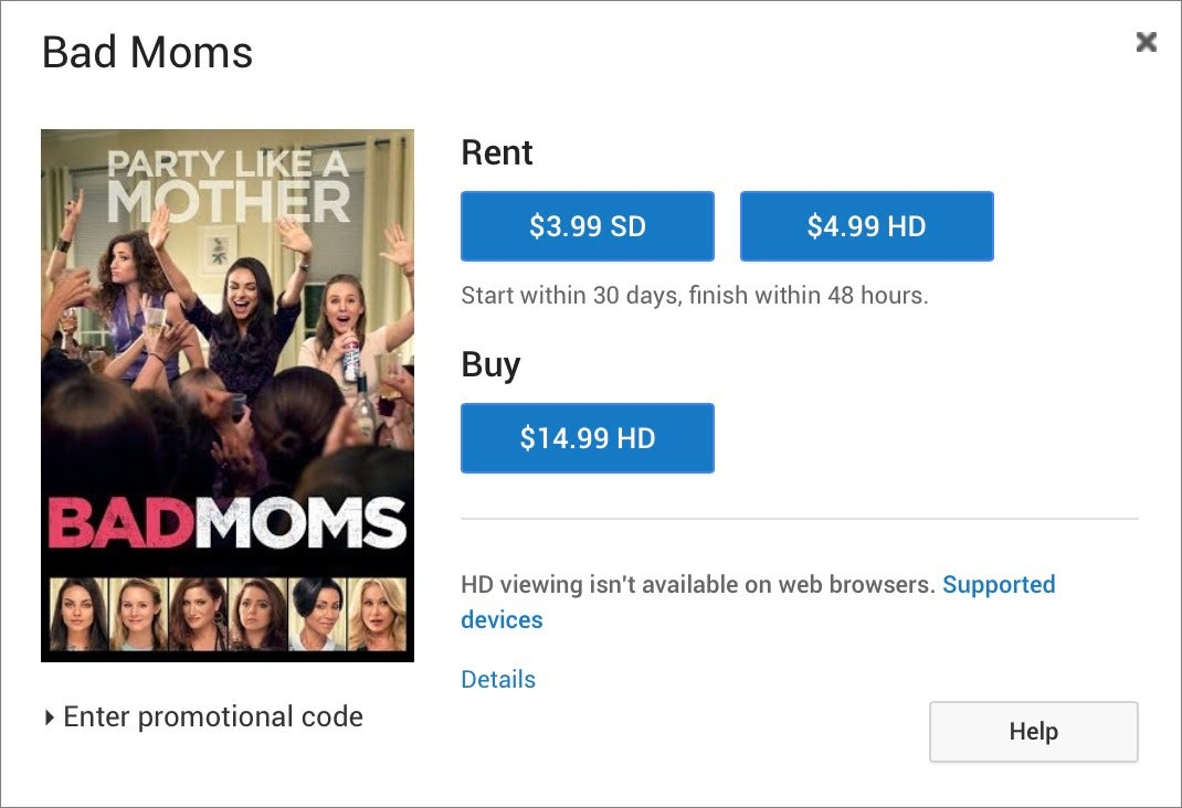 How to find a digital movie rental longer than 24 hours   Macworld