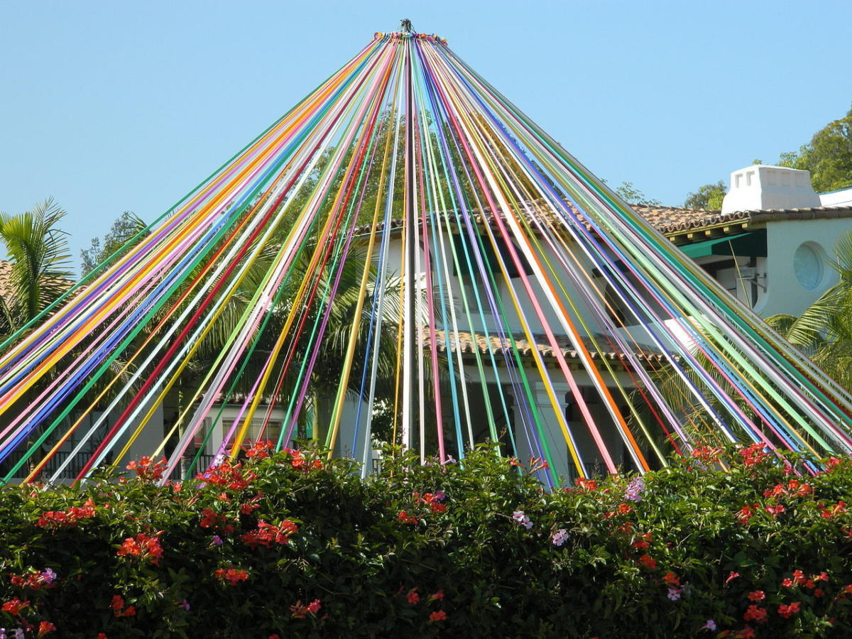 may pole cc by