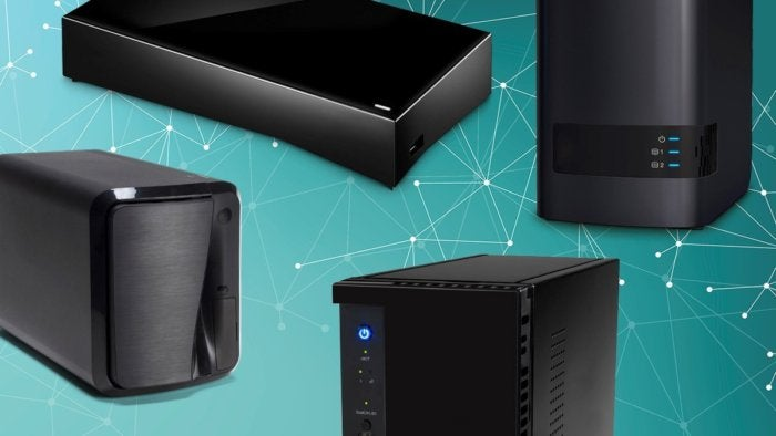 Back up all your data to your NAS box without installing any