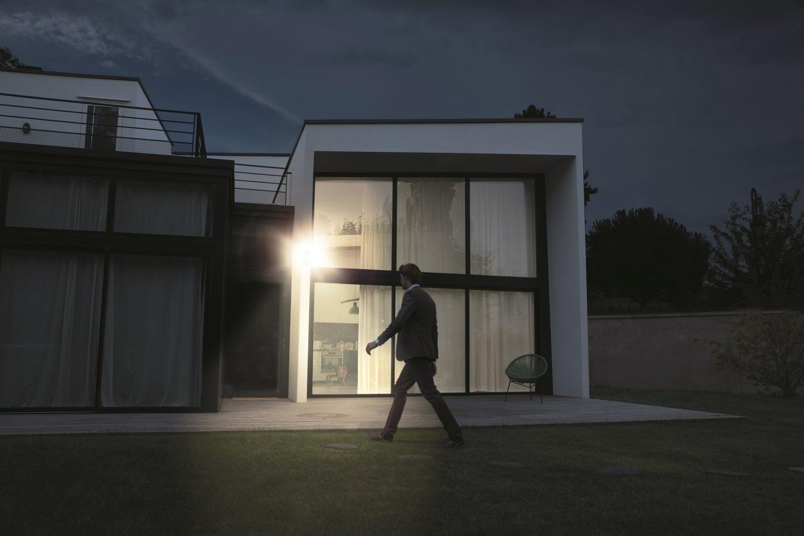 Porch Security Light