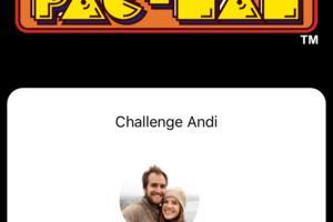 pacman challenge