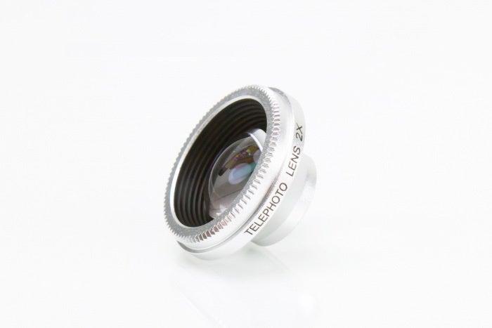 photojojo telephoto lens stock