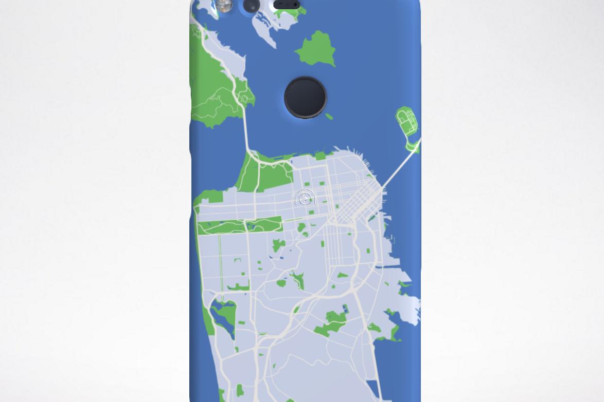 pixel live case