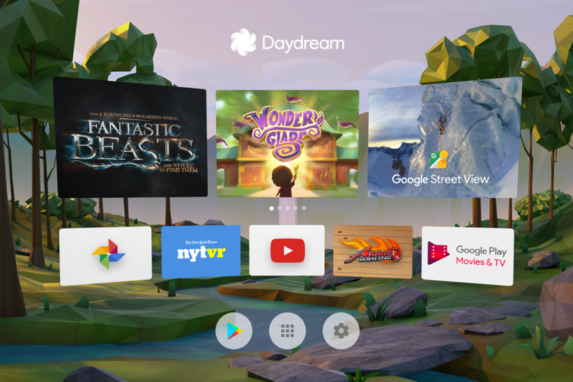 Pixel XL with Google Daydream provide premium mobile VR