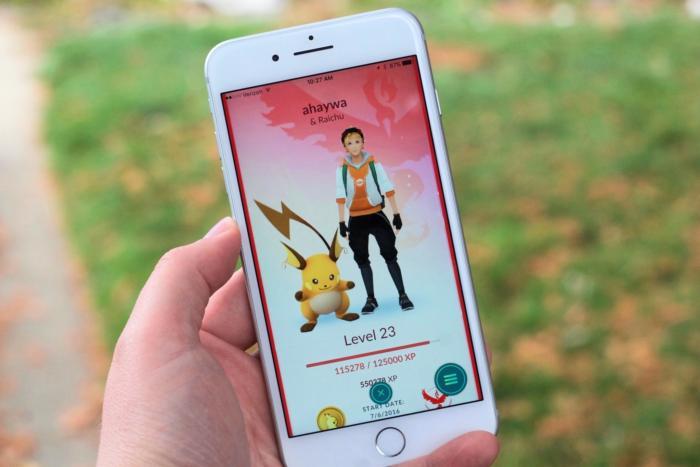 pokemon go return lead