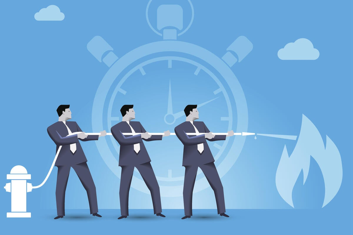 how a project manager can smooth interdepartmental conflict