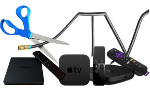 Remotes with streaming boxes