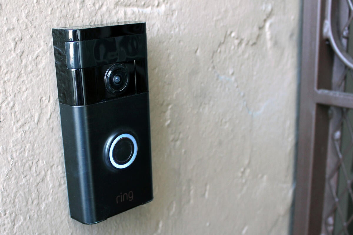 Next Gen Ring Doorbell