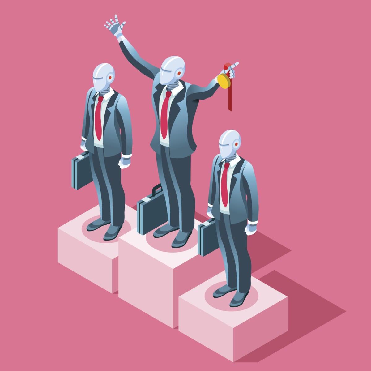 robots leadership ts