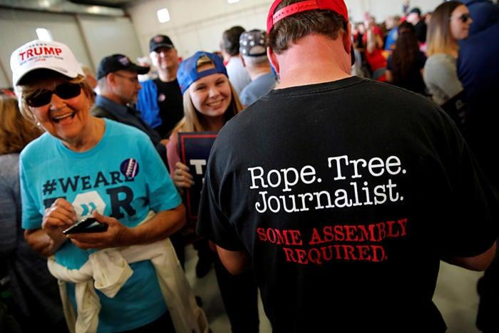 rope tree journalist