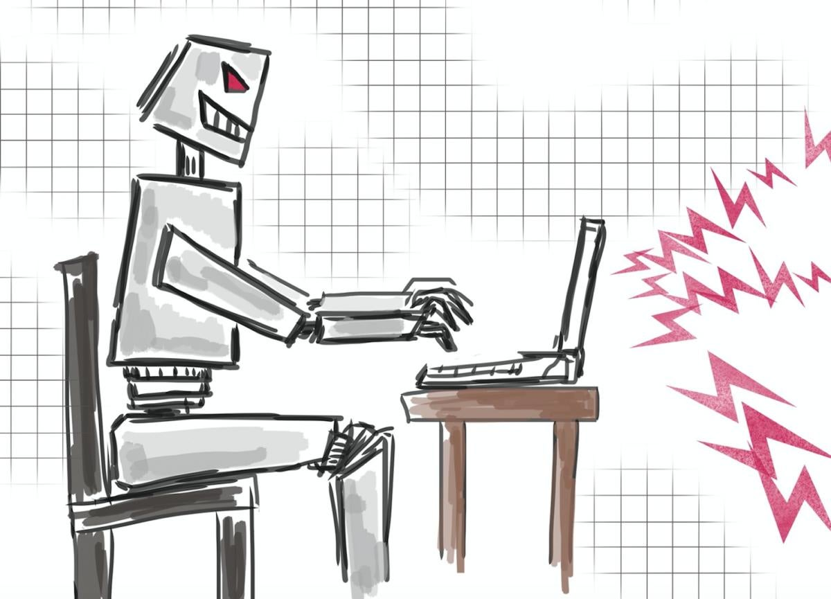 Robots are riddled with basic flaws that expose them to hackers.
