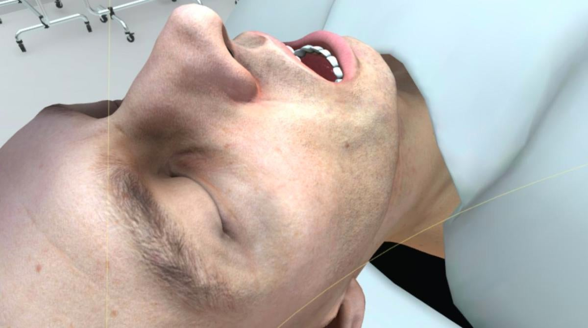 surgical simulator virtual reality