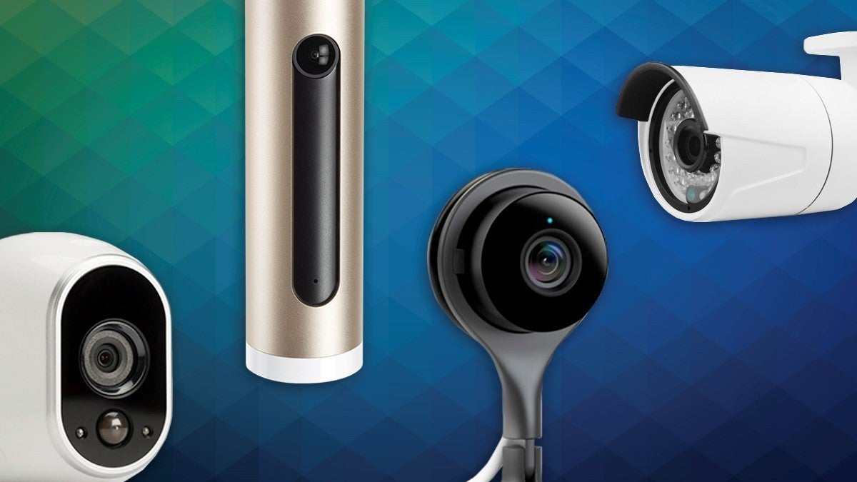 Best home security cameras 2018 reviews and buying advice techhive best home security cameras solutioingenieria Images