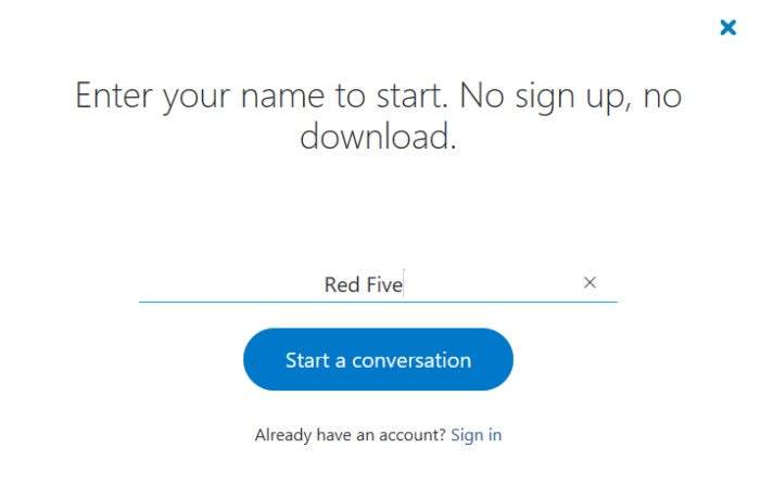 how to delete your skype account on pc
