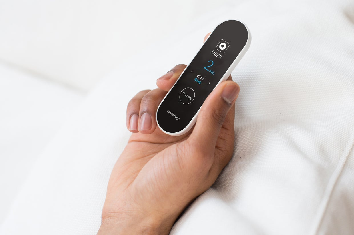 Sevenhugs Smart Remote Adapts To Control The Device It S