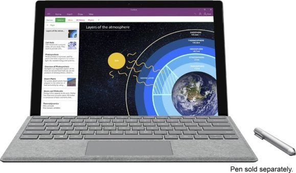 Surface Pro 4 bundle at Best Buy 2016