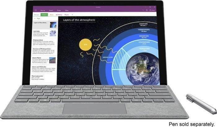 Surface Pro 4 bundle at Best Buy 2016