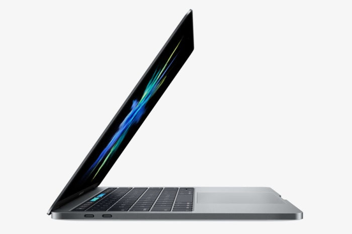 space grey 2016 macbook pro
