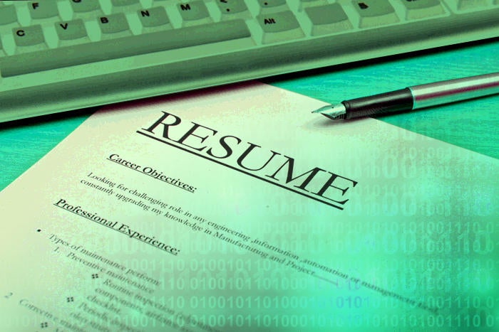 it resume makeover focus on results that matter cio