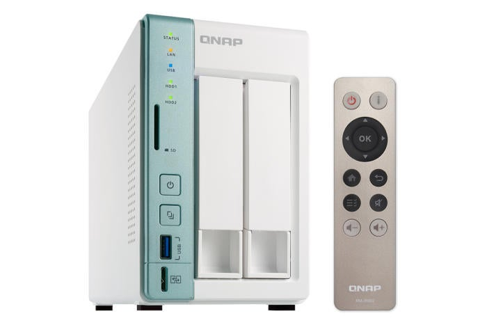 QNAP TS-251A NAS review: More media features than you can shake at