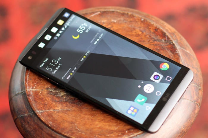 B&H has knocked $100 off the price of the LG V20