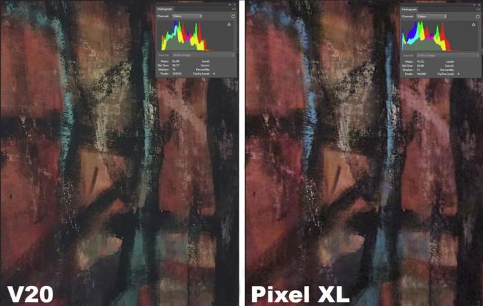 v20 v pixel lowlight