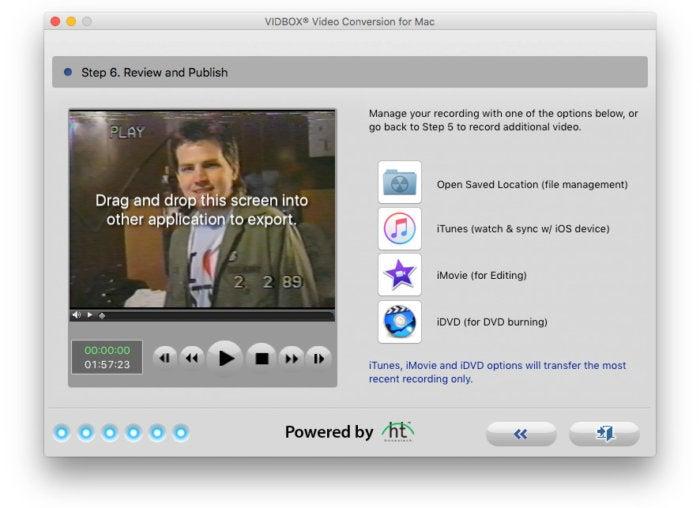 vidbox video conversion suite review publish