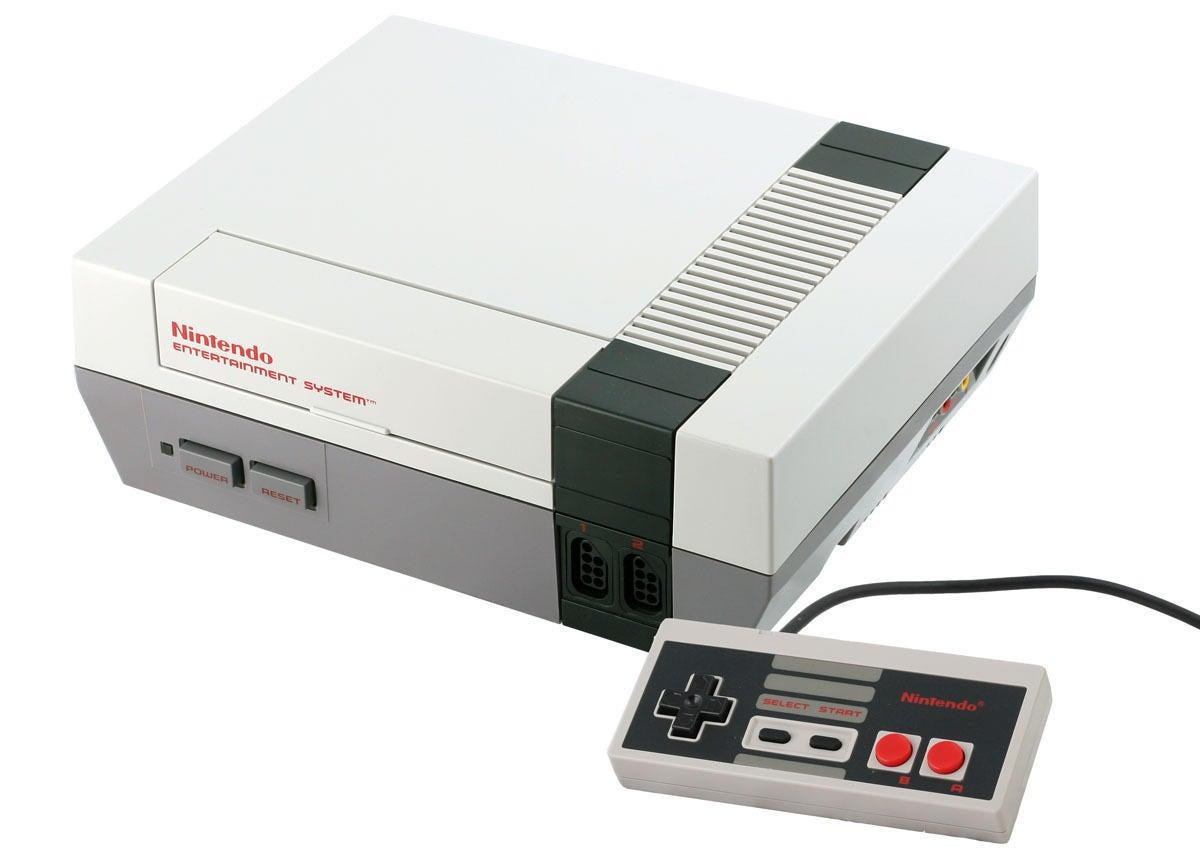 Nintendo's NES Classic Edition runs Linux