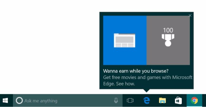 Here we go again: Microsoft\u0027s popping up ads from the Windows 10