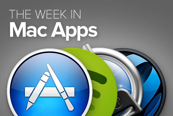 The week in Mac apps