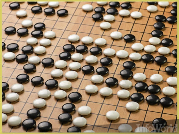 AI cracks ancient game of Go