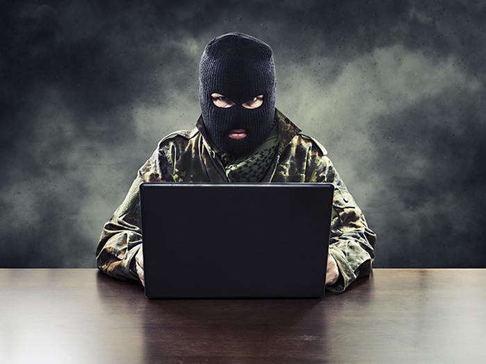 Taking terror online