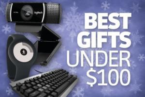 100 gift guide opener