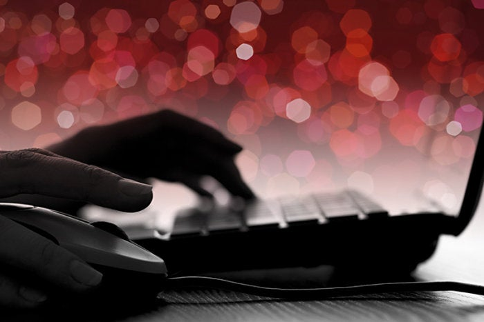 Hackers may go holiday shopping online too