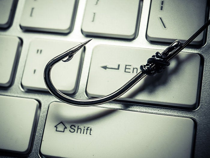 5 ways to spot a phishing email