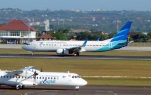 150605 garuda 737 bali indonesia