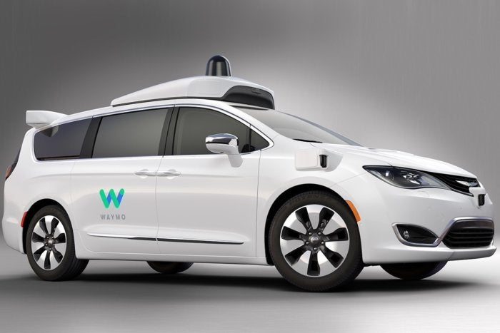 Google's Waymo Takes Sensor Design in House in Quest for Cheaper Autonomous Vehicle