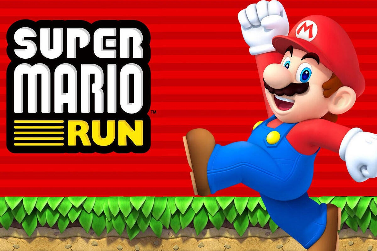 Power up: Super Mario Run's Android release jumps straight to version 2.0