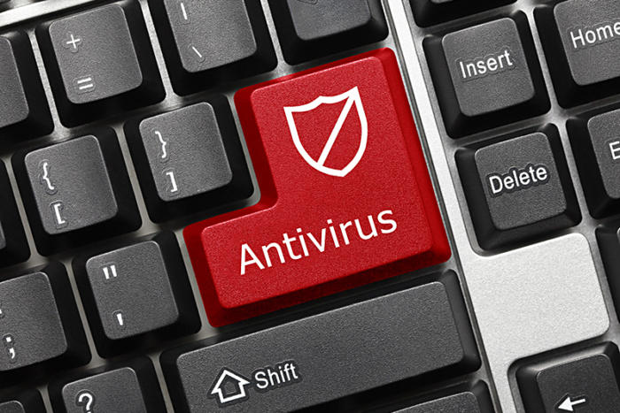 Install antivirus and security software