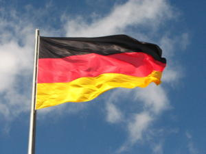 German flag germany