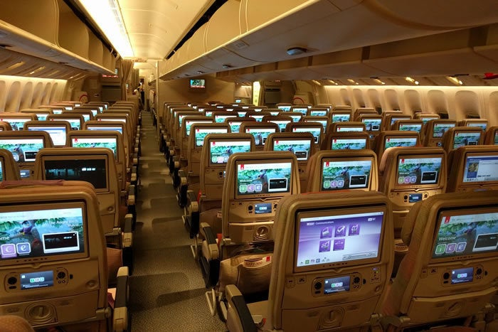 Researchers find way to hack Panasonic's in-flight entertainment systems