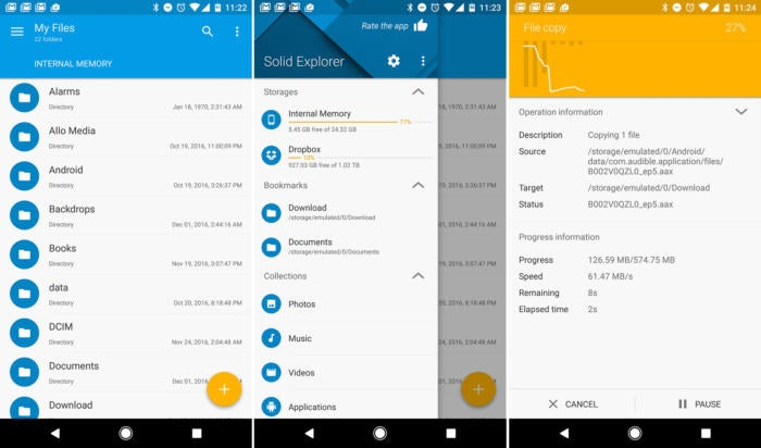 android essential apps solid explorer
