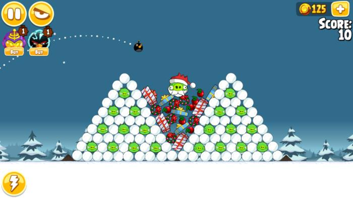 android holiday games 2016 angrybirds