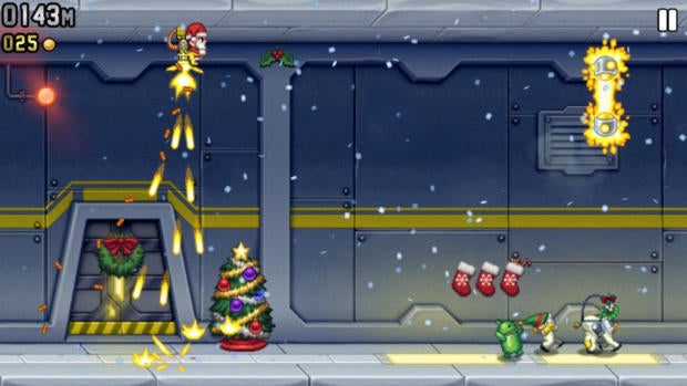 android holiday games 2016 jetpackjoyride