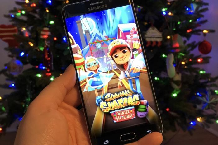 android holiday games 2016 lead
