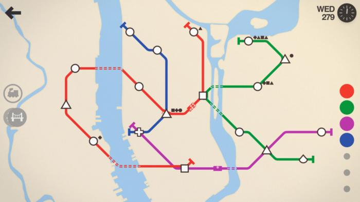 best ios games 2016 minimetro